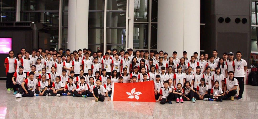 亞洲跳繩錦標賽 2015( 新加坡站 ) 飛揚歷程 花式跳繩 Rope Skipping 繩飛揚 VSHK